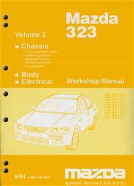 Product mazda 323 astina bg series 061989 on repair manual vol 2 cheapraybanclubmaster Gallery