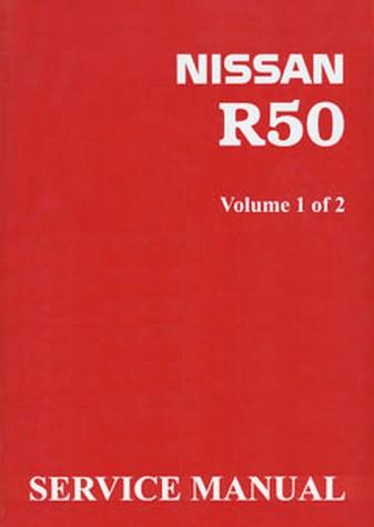 2004 nissan pathfinder model r50 series workshop service manual