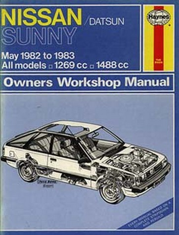 item rh pitstop net au Nissan Sunny 1990 nissan sunny repair manual