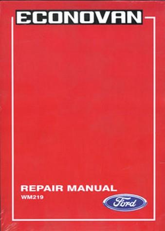 product rh pitstop net au ford econovan repair manual Ford Econovan