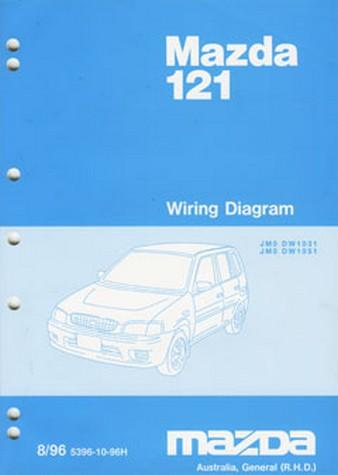 15857 15857 jpg mazda 121 wiring diagram at bayanpartner.co