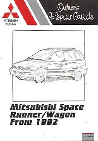 1992 mitsubishi montero service repair manual 199