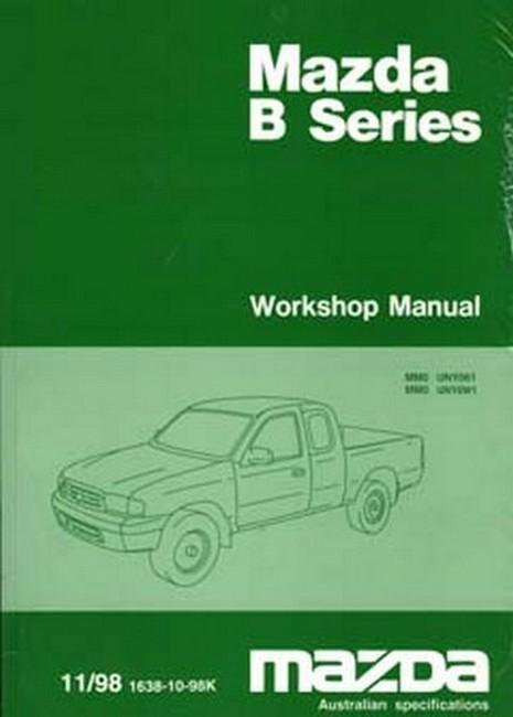 1994 mazda b series manual pd