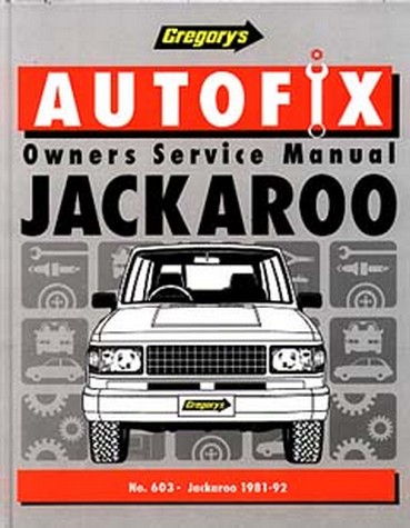 Product holden jackaroo petrol 1981 1992 service manual fandeluxe Choice Image