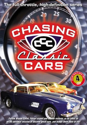 Chasing Classic Cars  Dvd Set