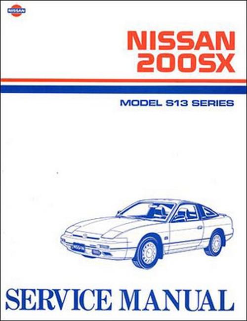 product rh pitstop net au nissan s13 sr20det service manual nissan s13 sr20det service manual
