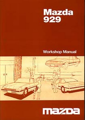 online repair manual for a 1992 mazda 929 1992 mazda