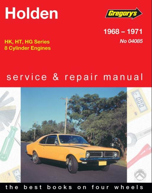 Product holden hk ht hg 8 cylinder 1968 1971 sciox Gallery