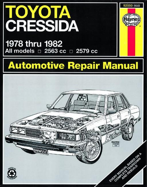 product rh pitstop net au 1989 toyota cressida repair manual 1987 Toyota Cressida