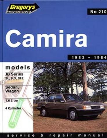 Product holden camira jb 1982 1984 repair manual sciox Gallery