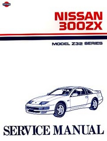 the best 1993 factory nissan 240sx shop repair manual