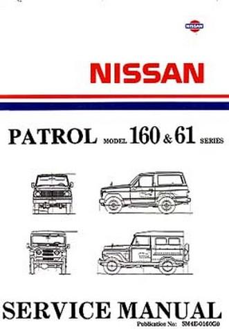 nissan patrol 160 manual free owners manual u2022 rh wordworksbysea com nissan patrol 160-61 mq series service manual nissan patrol 160-61 mq series service manual