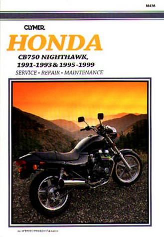 Product honda cb750 1991 1993 1995 1999 repair manual publicscrutiny Gallery