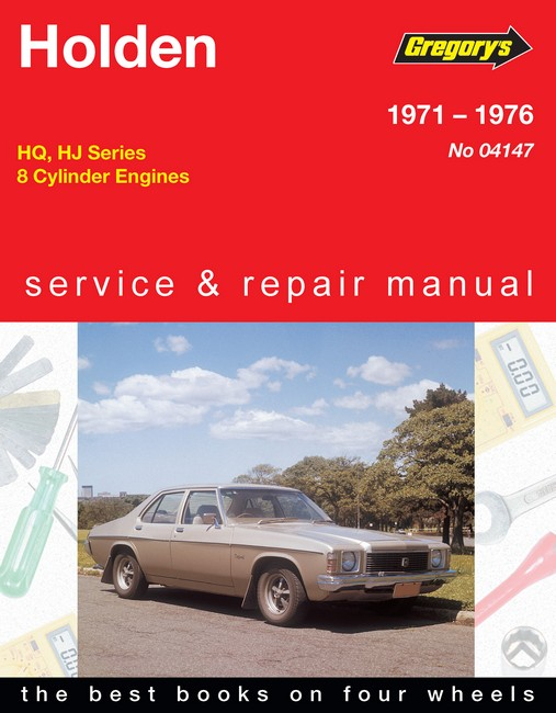 Product holden hq hj v8 1971 1976 repair manual fandeluxe Choice Image