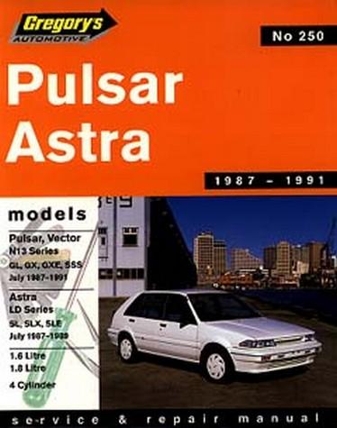 item rh pitstop net au 1988 Nissan Pulsar 1986 Nissan Pulsar