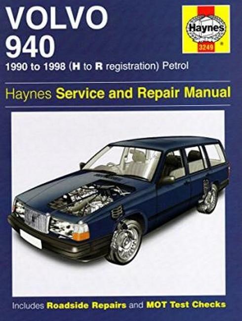 volvo xc70 2004 workshop manual