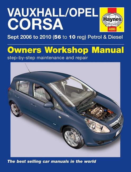 May 2004-2008 Vauxhall//Opel Astra Petrol 04 to 08 Haynes Online Manual
