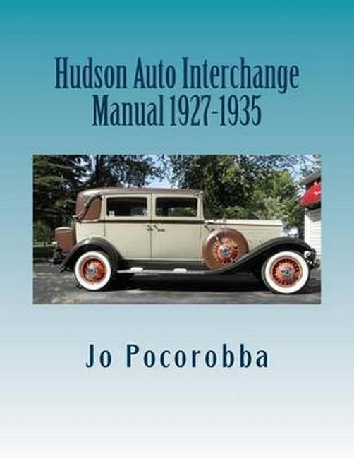 1931 1932 1933 1934 1935 Oldsmobile Interchange Manual