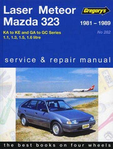 mazda 323 glc rwd repair manual how to and user guide instructions u2022 rh taxibermuda co Mazda MX-3 Mazda 323 Year 2000