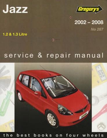 Product honda jazz 2002 2008 repair manual swarovskicordoba Images