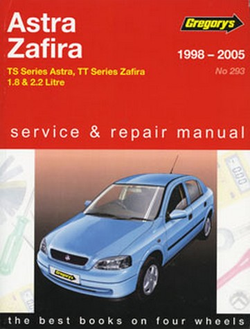Product holden astra tstt zafira 1998 2005 repair manual fandeluxe Choice Image