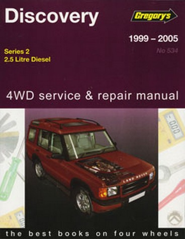 Product land rover discovery ii td5 diesel 1999 2005 repair manual sciox Image collections