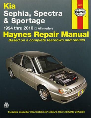 kia cerato 2005 owners manual