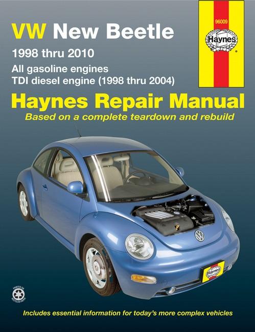 Product vw new beetle automotive repair manual fandeluxe Gallery