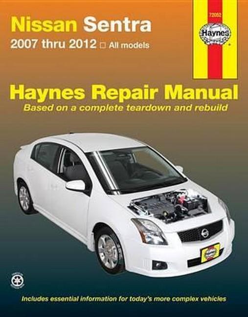 nissan maxima complete workshop repair manual 2012