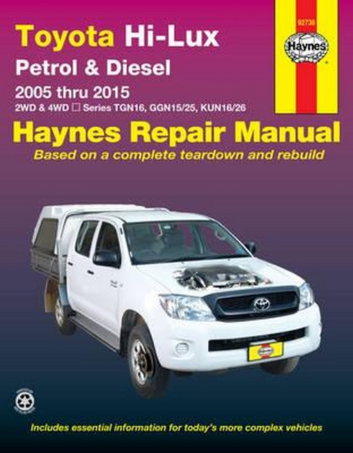 2014 tacoma haynes manual