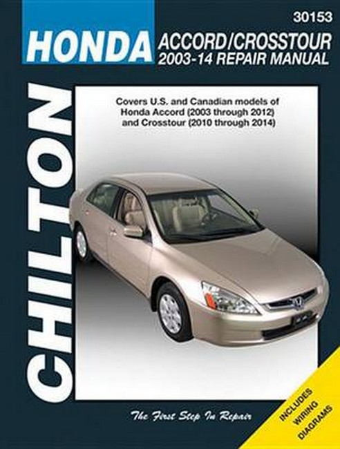 2013 honda accord owners manual canada