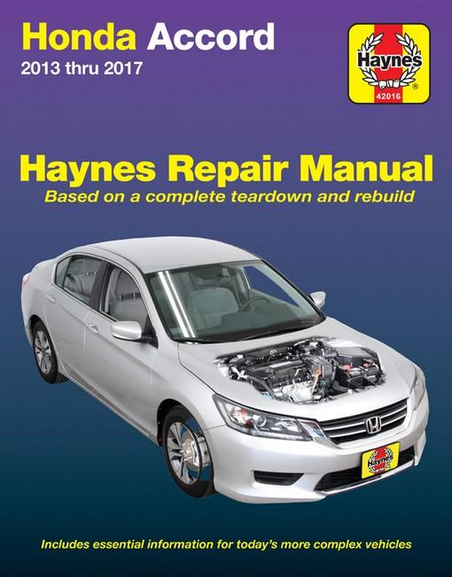 1991 Honda Accord Shop Service Repair Manual Book