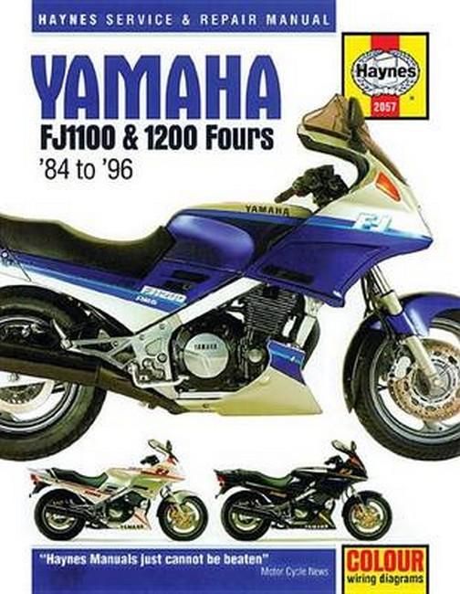 yamaha tdm850 complete workshop repair manual 1996 2000