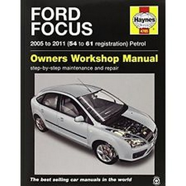 Haynes manual ford s max