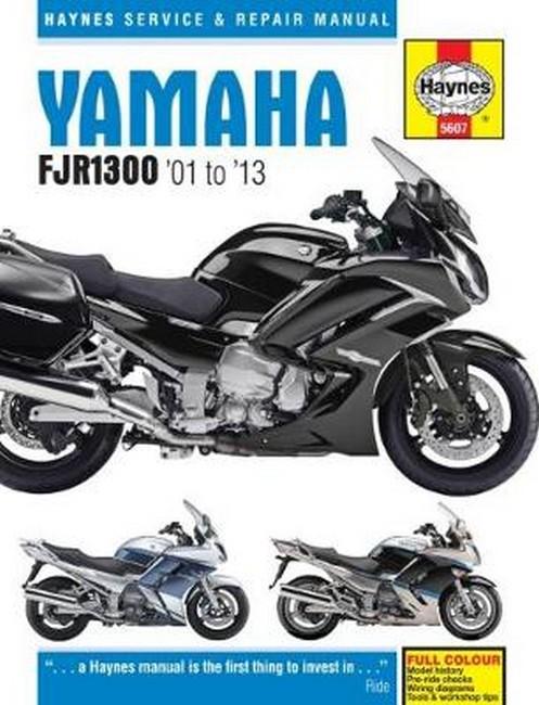 YFZ450R 04-09, 12-13 YFZ450 HAYNES Repair Manual 09-15