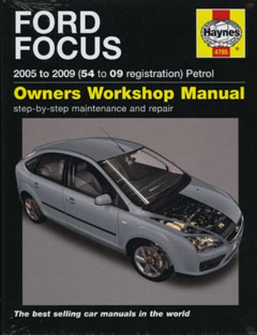product rh pitstop net au 2007 Ford Focus Service Book 2007 Ford Focus Maintenance Schedule