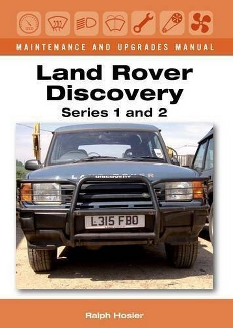 Product land rover discovery maintenance and upgrades manual series 1 and 2 sciox Image collections