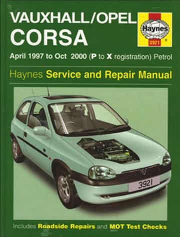 opel corsa b service manual basic instruction manual u2022 rh ryanshtuff co Opel Astra Manual Opel Corsa D