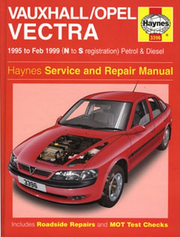 Product vauxhall holden vectra 4 cyl 1995 1999 repair manual fandeluxe Choice Image